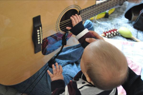Musicoterapia Infantil - Música en familia