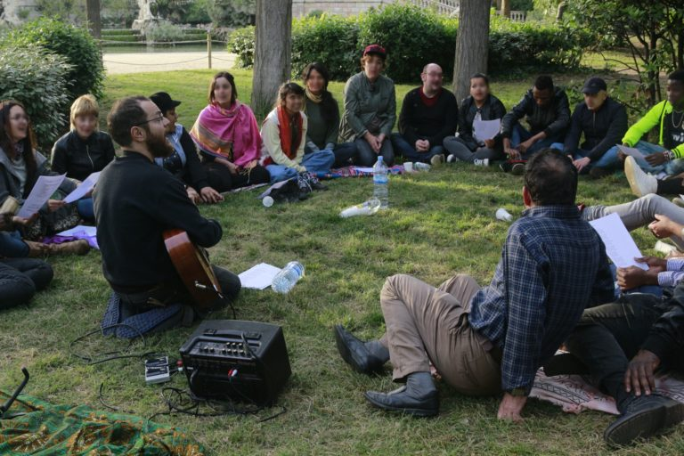 Musicoterapia Social