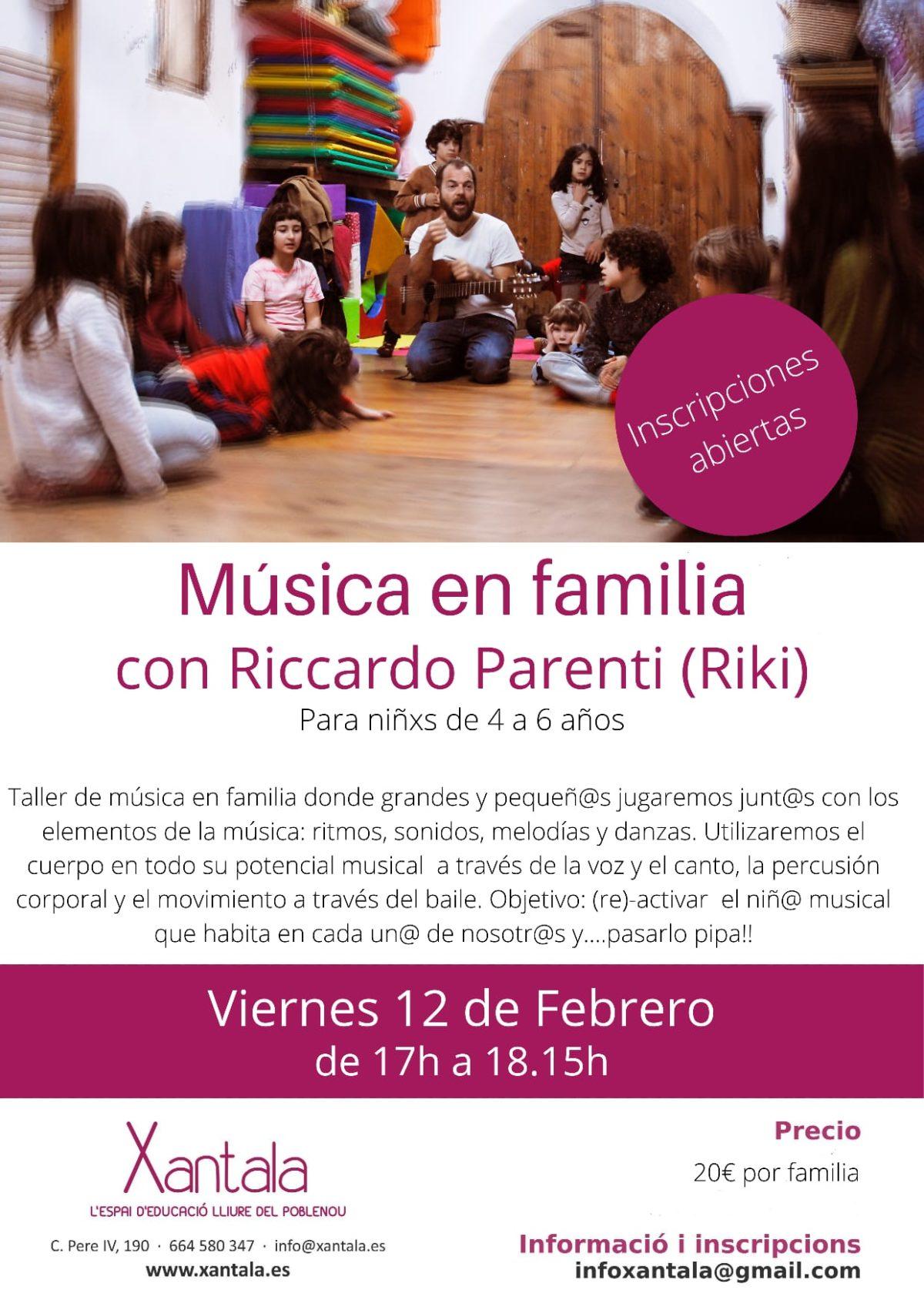 Música en familia